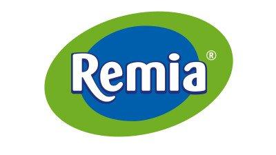 Logo Remia. Merk van Remia Professioneel